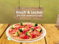 World of Pizza: Vegan kommt an