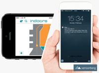 Sensorberg und Indoo.rs schließen strategische Partnerschaft für internationale Projekte
