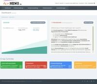fair-NEWS bereitet neue Verwaltungsoberfläche für Agenturen vor