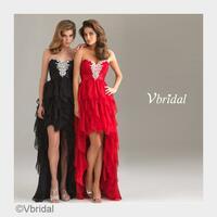 Bei Vbridal ist die Kundin die Königin - vor und auch nach dem Kauf