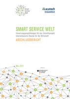 Aufholen im digitalen Wettlauf  Arbeitskreis Smart Service Welt übergibt Bericht an Sigmar Gabriel