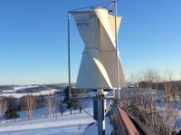 LuvSide erreicht mit innovativem Vertikalrotor eine um 25 Prozent höhere Leistungsausbeute