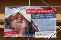 Eine Milliarde Euro für Wohnraum