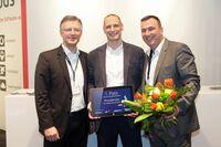 pds präsentiert auf der ISH den Gewinner von #modernbiz - dem Mittelstandswettbewerb