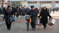 Ukraine: Die Zukunft sieht düster aus/ Familien zerbrechen. Kinder verlieren Zuhause.