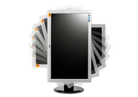 """Health, comfort and efficiency: AOC""""s ergonomic computer displays focus on the individual"""