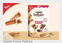 Verwöhnen Sie Ihren Vierbeiner mit den neuen Purina DeliBakie Biscotti
