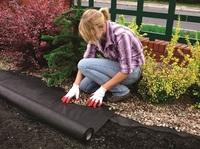 Unkrautvlies - der nachhaltige Unkrautvernichter für Ihren Garten.