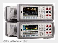 Farnell element14 erweitert das Sortiment von TrueVolt Digital-Multimetern von Keysight