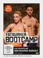 """Jetzt auf DVD: """"Fatburner-Bootcamp"""" von und mit Julia Schuppel"""