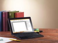 "Touchlet 10,1""-Tablet-PC XWi.10.twin mit IPS-Display und Windows 8.1"
