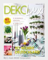 mars MGM Verlag launcht neues Magazin DekoLux