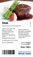 METTLER TOLEDO: Herkunft von Fleisch richtig kennzeichnen