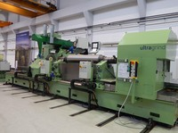 showimage Heinrich Georg Maschinenfabrik: First roll grinder for cold mill rolls