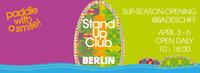 Saison-Eröffnung des StandUpClub Berlins an Ostern