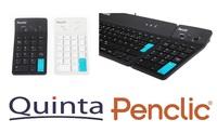 Neuer Penclic Nummernblock mit Bluetooth jetzt bei Quinta