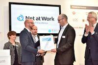 NoSpamProxy auf der CeBIT mit FP Award prämiert