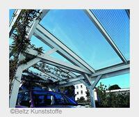 Überdachungen Augsburg - Beltz Kunststoffe ist Ihr Partner.
