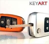 Edel-Tuning für den Autoschlüssel - KEYART startet Crowdfunding
