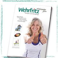 Der neue Wehrfritz-Katalog für Therapie und Altenpflege ist da!