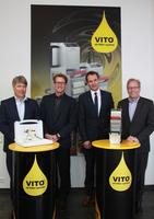 Aufsichtsratssitzung bei der VITO AG - Neuer Kurs für 2015