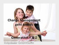 Neue Ergebnisse: Veränderungsmanagement mit Generation Y & Z