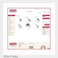 showimage Durchgehend geöffnet: Der Webshop von Hu-Friedy