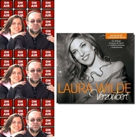 Roland Rube und Ariane Kranz On Air mit Laura Wilde
