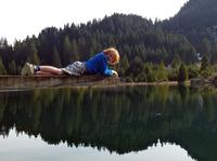 Kleine Naturforscher am Frauensee