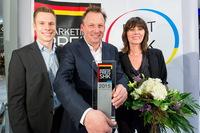 Marketingpreis für die Green Factory Allgäu: Alois Müller GmbH für die nahezu energieautarke Produktions- und Ausbildungshalle in Ungerhausen ausgezeichnet