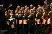 SonntagsChor Rheinland-Pfalz beim Leistungssingen in Polch