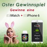 Ostergewinnspiel: iWatch und iPhone6 gewinnen