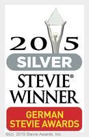 E2open gewinnt den Silver Stevie® Award bei den German Stevie Awards 2015