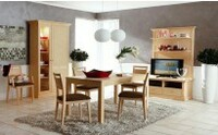 Möbel aus Pinie schaffen Urlaubsatmosphäre