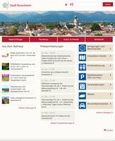 Relaunch der Website der Stadt Rosenheim mit TYPO3 6.2