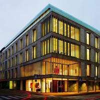 Deutsche Bauwelten präsentiert sich bei der Sparkasse Mainfranken