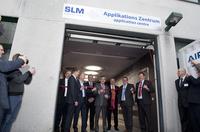 SLM Solutions eröffnet Application Center in Lübeck