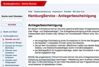 Stadt Hamburg nutzt cit intelliForm zum Ausbau ihrer E-Government-Strategie