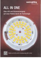 ALL IN ONE: Katalog für LED-Kompaktmodule von euroLighting