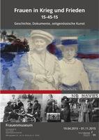 Frauen in Krieg und Frieden  15 - 45 - 15