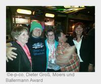 """Mit den """"Ludolfs"""" und dem """"Wendler"""" beim Ballermann Award"""
