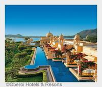 """Indien erleben mit dem exklusiven Summer Special """"Exotic Vacations"""" der Oberoi Hotels & Resorts"""