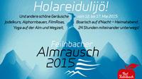 Feilnbacher Almrausch - jetzt Tickets sichern!