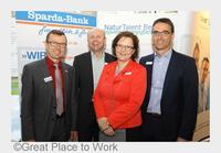 Sparda-Bank München auch einer von Bayerns besten Arbeitgebern