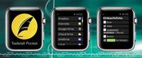 Die erste Textverarbeitung für die Apple Watch kommt aus Deutschland