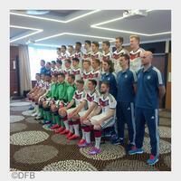 U20: Letzter Test vor der Weltmeisterschaft