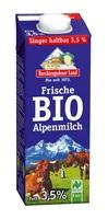 """Öko-Test: """"Sehr gut"""" für Berchtesgadener Land Bio-Alpenmilch"""