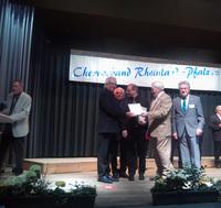 """SonntagsChor Rheinland-Pfalz """"Bester Chor"""" beim Leistungssingen 2015"""