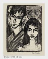 Das Geheimnis der Maske - aktuelle Kunstausstellung im Brücke-Museum