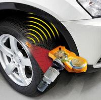 Falscher Reifendruck ist gefährlich